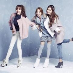 最新推出少女时代TaeTiSeo冬季特别专辑