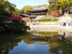 韩国首尔秋季旅游好去处