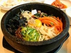 韩国特色美食—拌饭