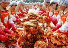 韩国的越冬泡菜文化