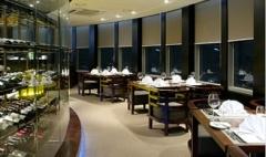 N首尔塔最高层观景餐厅——n.GRILL