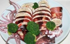 韩国名小吃——米肠