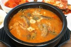 美味的重口味料理——泥鳅汤