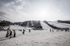 首尔周边的滑雪场