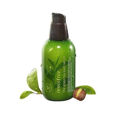 [悦诗风吟]绿茶籽保湿精华露小绿瓶 80ml