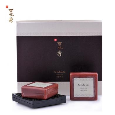 [雪花秀/SULWHASOO]宫中蜜皂 100gX2