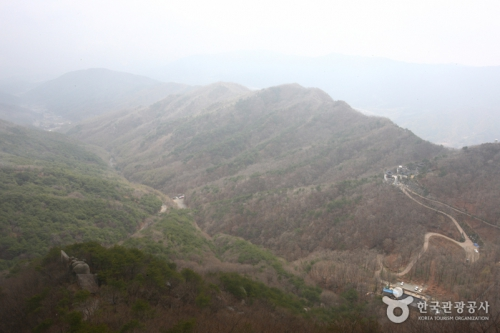 八公山自然公园