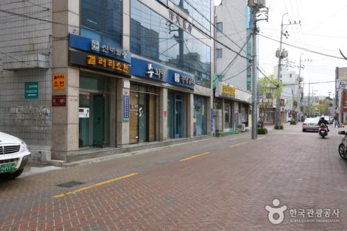凤山文化街