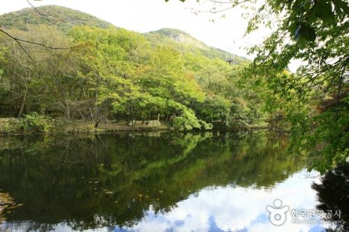禅云山道立公园
