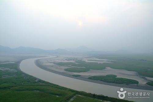 顺川龙山瞭望台