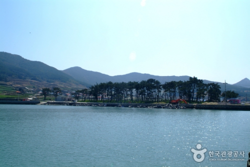 新兴里海水浴场