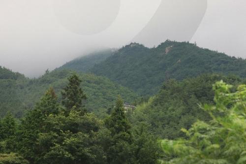 天冠山道立公园