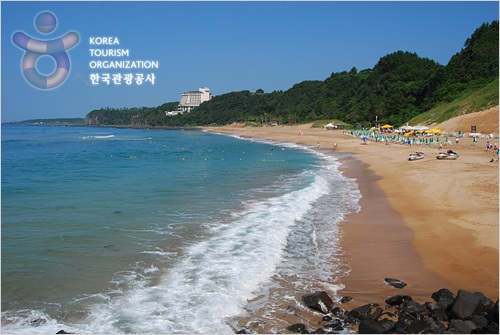 中文海水浴场
