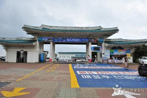太平洋乐园-中文海洋度假村