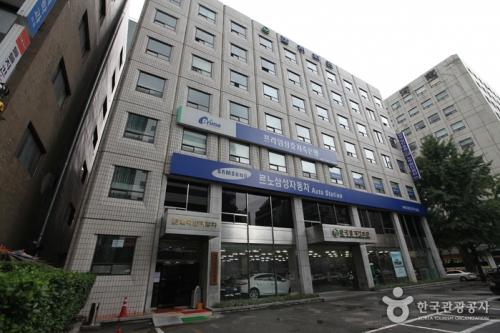 韩国杂志信息馆